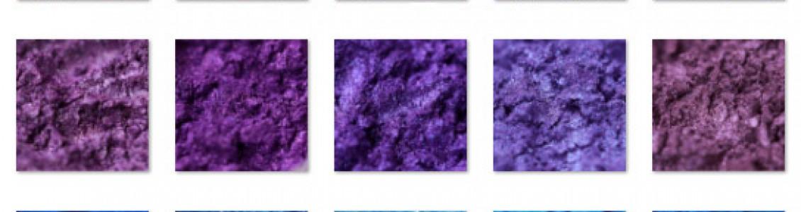 Pigmenti Pulbere