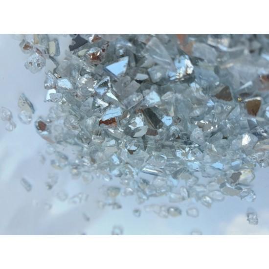 Glass for resin  nr17